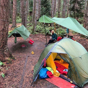 TENTS AND TARPS