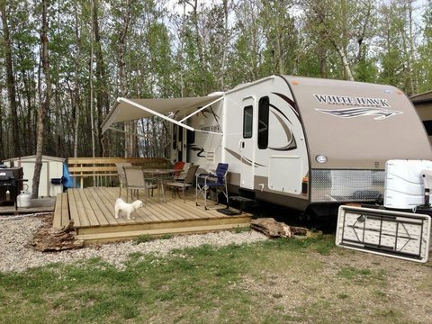 Art of Seasonal Camping