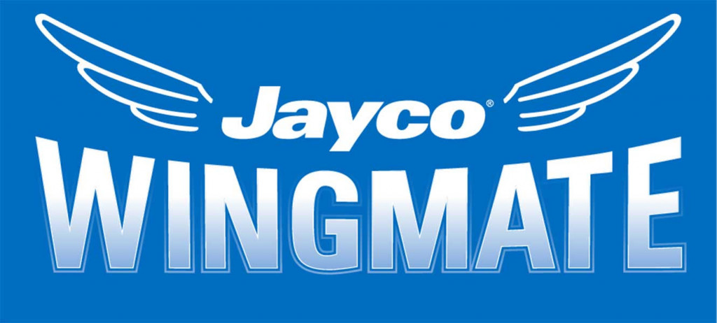 The Jayco Wingmate™ app.
